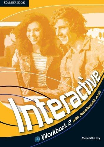 9780521712156: Interactive. Workbook. Con espansione online. Per la Scuola media: Interactive  2 Workbook