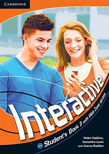 9780521712194: Interactive Level 3 Student's Book with Online Content