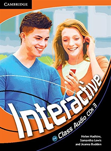 Interactive Level 3 Class Audio CDs (3): Helen Hadkins, Samantha