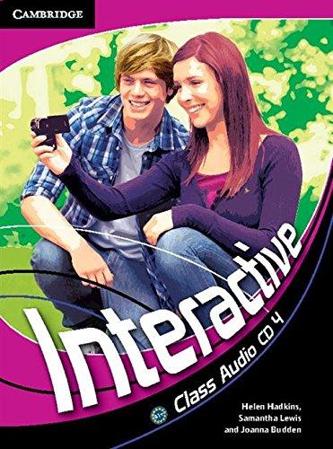 9780521712286: Interactive Level 4 Class Audio CDs (3)