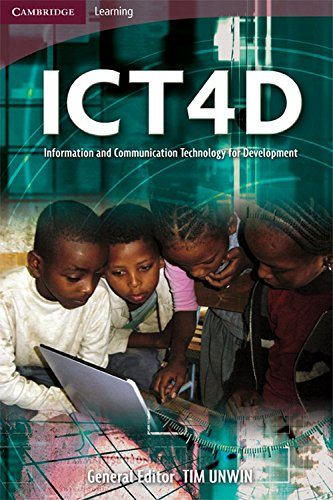 9780521712361: ICT4D: Information and Communication Technology for Development (Cambridge Learning)