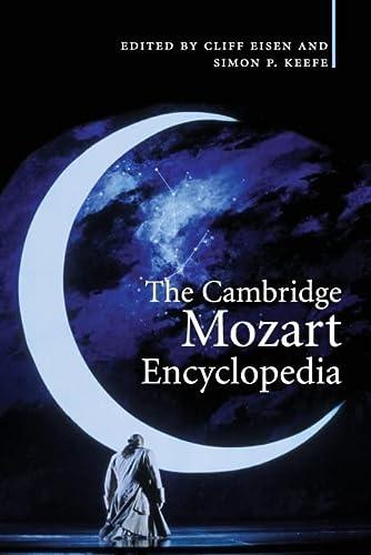 9780521712378: The Cambridge Mozart Encyclopedia