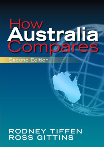 How Australia Compares (0521712459) by Rodney Tiffen; Ross Gittins