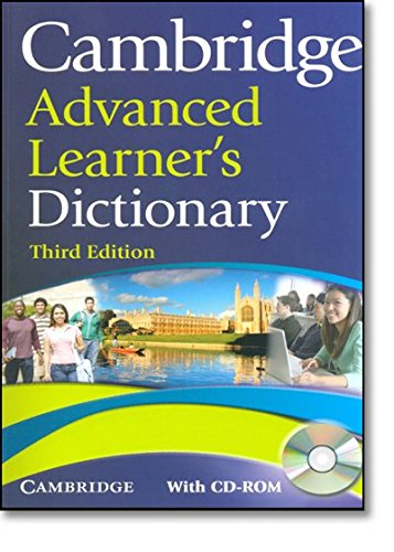 9780521712668: Cambridge Advanced Learner's Dictionary with CD-ROM