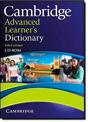 9780521712675: Cambridge Advanced Learner's Dictionary CD-ROM