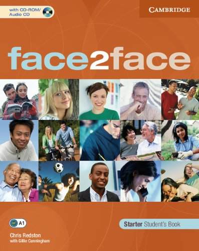 9780521712736: face2face Starter Student's Book with CD-ROM/Audio CD