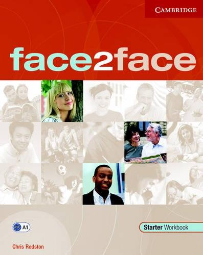 9780521712743: face2face Starter Workbook with Key
