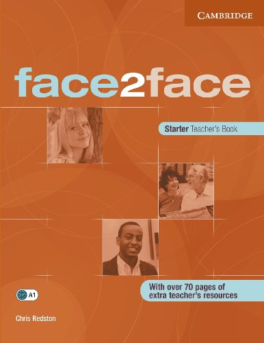 9780521712750: face2face Starter Teacher's Book