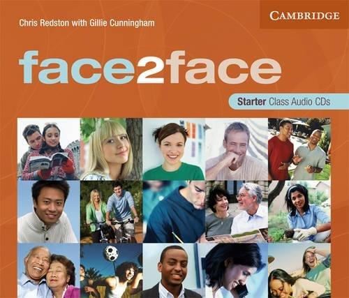 9780521712774: face2face Starter Class Audio CDs