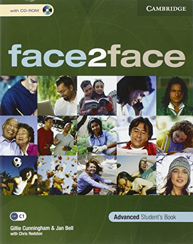 9780521712781: face2face Advanced Student's Book with CD-ROM