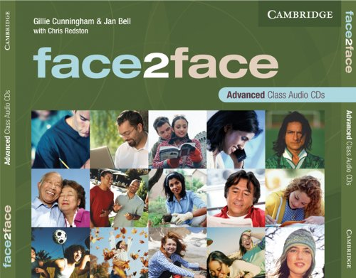 9780521712828: face2face Advanced Class Audio CDs (3)