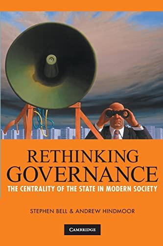 9780521712835: Rethinking Governance Paperback
