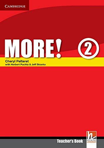 9780521713023: More!  2 Teacher's Book: Level 2