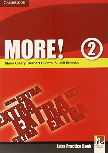 9780521713054: More! Level 2 Extra Practice Book