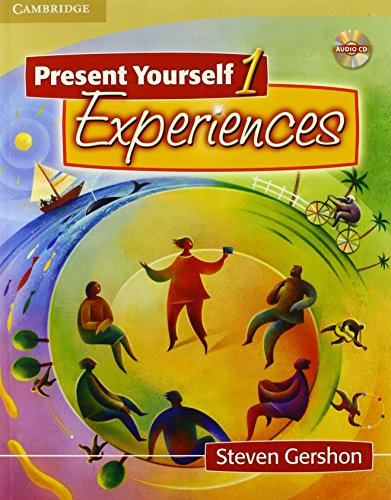9780521713283: Present Yourself 1 Student's Book with Audio CD: Experiences