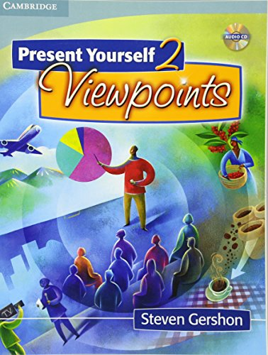 9780521713306: Present Yourself 2 Student's Book with Audio CD: Viewpoints: Level 2