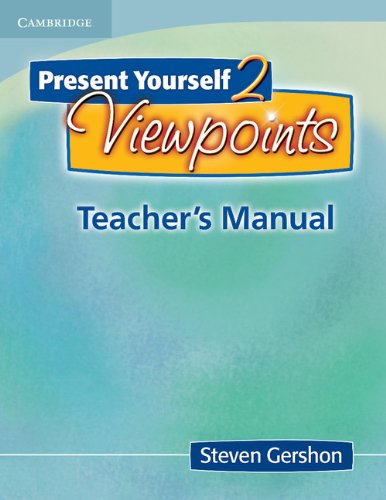 9780521713313: Present Yourself 2 Teacher's Manual: Viewpoints