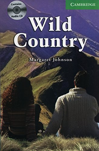 9780521713689: CER3: Wild Country Level 3 Lower Intermediate Book with Audio CDs (2) Pack: Lower Intermediate Level 3 (Cambridge English Readers)