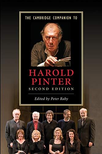 9780521713733: The Cambridge Companion to Harold Pinter (Cambridge Companions to Literature)