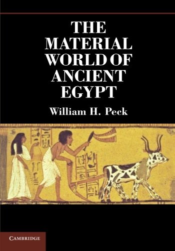 9780521713795: The Material World of Ancient Egypt