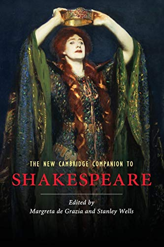 9780521713931: The New Cambridge Companion to Shakespeare 2nd Edition Paperback (Cambridge Companions to Literature)