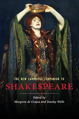 9780521713931: The New Cambridge Companion to Shakespeare (Cambridge Companions to Literature)