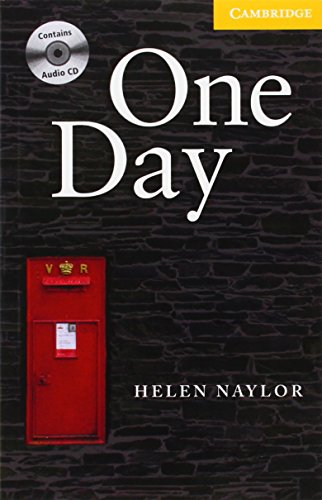 9780521714235: One Day Level 2 Book with Audio CD Pack (Cambridge English Readers)