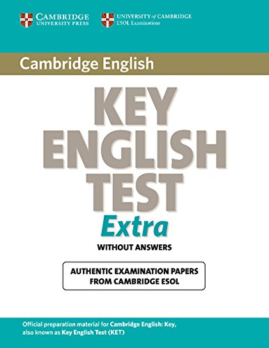 9780521714334: Cambridge Key English Test Extra Student's Book (KET Practice Tests)