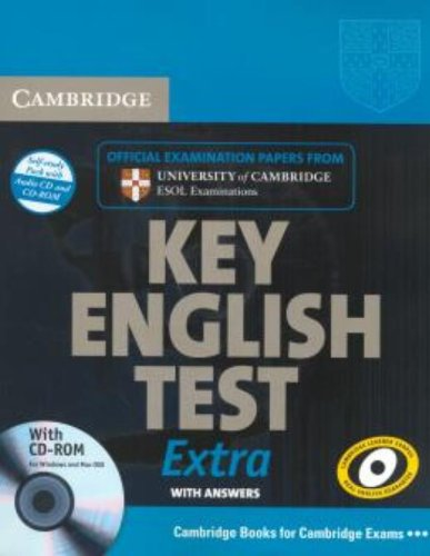 9780521714358: Cambridge Key English Test Extra Self-study Pack (KET Practice Tests)