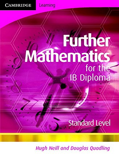 9780521714662: Further Mathematics for the IB Diploma Standard Level