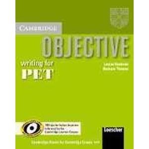 9780521714921: Objective Writing for Pet (Italian Edition): Improve Your Pet Writing Skills, Extra Practice for Italian Speakers, Informed by the Cambridge Learner Corpus