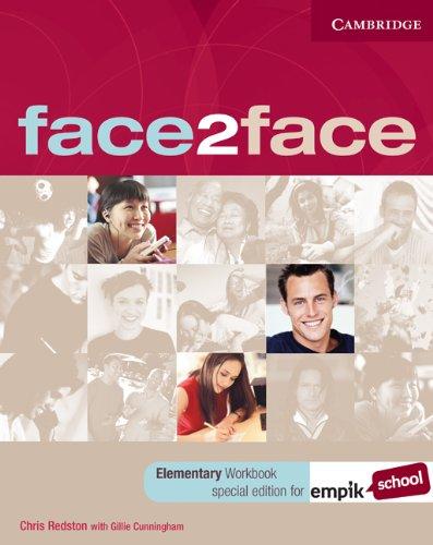 9780521714983: Face2face Elementary (Polish Edition)