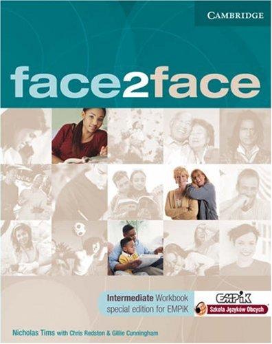 9780521715027: face2face Intermediate Workbook with Key EMPIK Polish edition