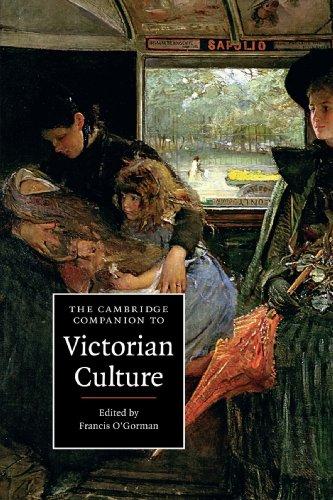 9780521715065: The Cambridge Companion to Victorian Culture