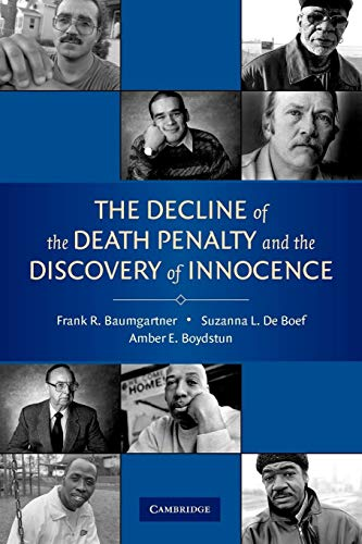 9780521715249: The Decline of the Death Penalty and the Discovery of Innocence