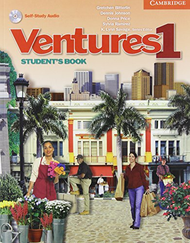 9780521715263: Ventures 1 Value Pack