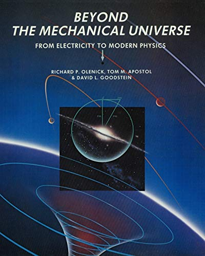 9780521715911: Beyond the Mechanical Universe: From Electricity to Modern Physics