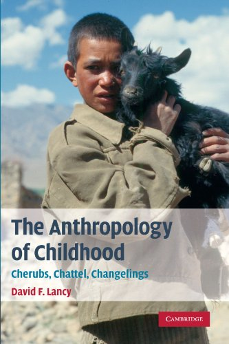 9780521716031: The Anthropology of Childhood: Cherubs, Chattel, Changelings