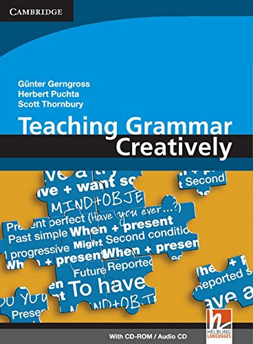 9780521716093: Teaching Grammar Creatively with CD-ROM/Audio CD (Helbling Languages)