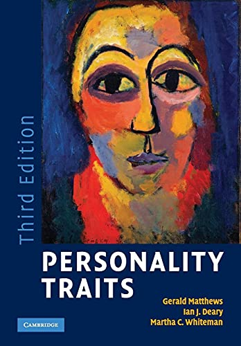 9780521716222: Personality Traits
