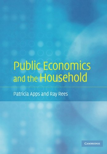 9780521716284: Public Economics and the Household