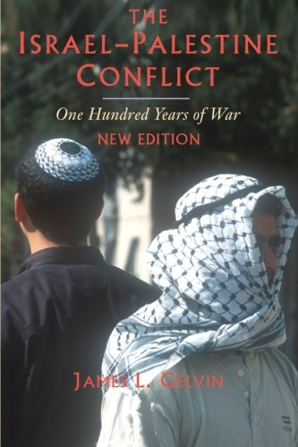 9780521716529: The Israel-Palestine Conflict: One Hundred Years of War