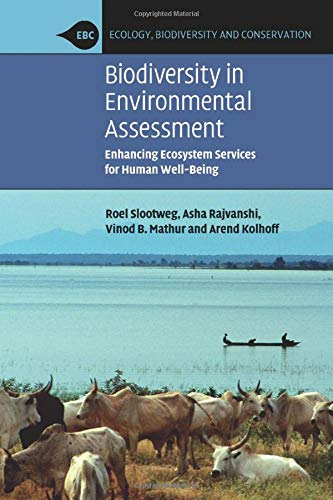 9780521716550: Biodiversity in Environmental Assessment: Enhancing Ecosystem Services for Human Well-Being (Ecology, Biodiversity and Conservation)