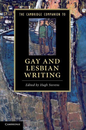 The Cambridge Companion to Gay and Lesbian Writing.: STEVENS, H., (ed.),