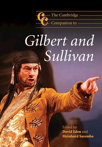 9780521716598: The Cambridge Companion to Gilbert and Sullivan: Cambridge Companions to Music