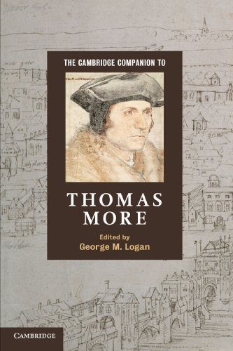 The Cambridge Companion to Thomas More