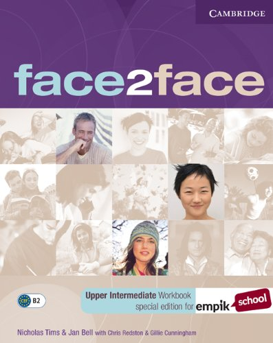Face2face Upper Intermediate Workbook With Key Empik: Redston, Chris;cunningham, Gillie;tims,