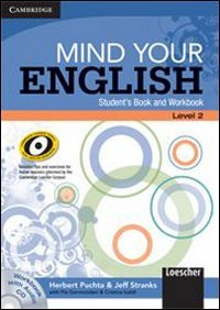 9780521717588: Mind Your English Level 2: Student's Book & Workbook + Audio Cd (English in Mind) (Italian Edition)