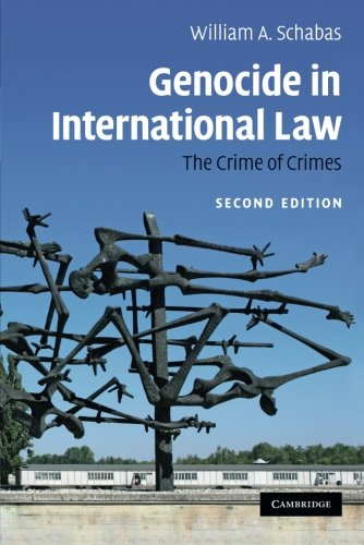 9780521719001: Genocide in International Law: The Crime of Crimes
