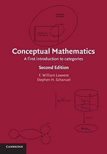 Conceptual Mathematics: F. William Lawvere